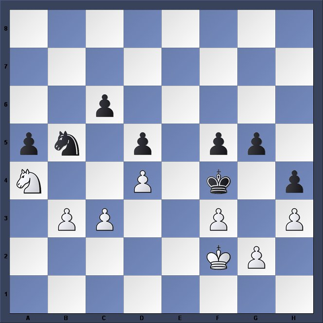 White to play and win.