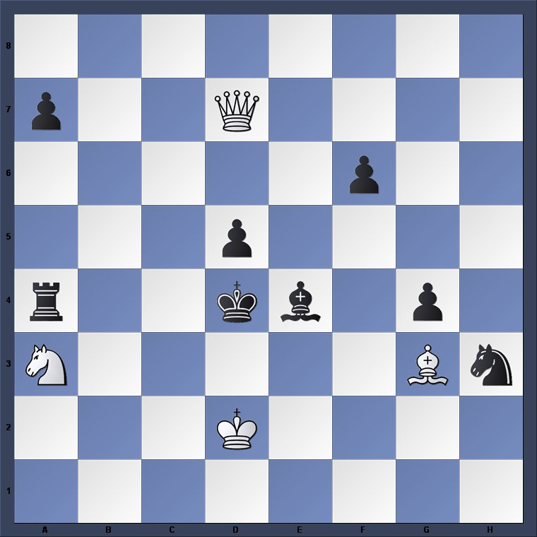 White to mate in 2 moves